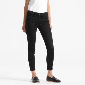 J. Crew Toothpick Stretch Skinny Ankle Jeans